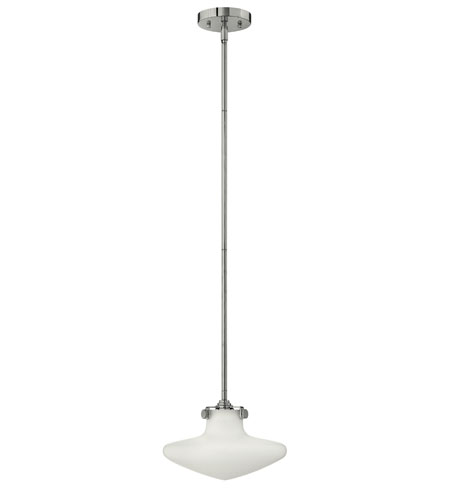 Hinkley Lighting Congress 1 Light Mini-Pendant in Chrome 3132CM photo