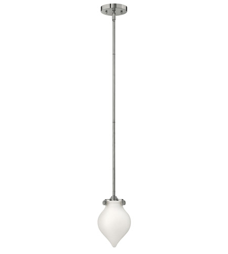 Hinkley Lighting Congress 1 Light Mini-Pendant in Chrome 3135CM