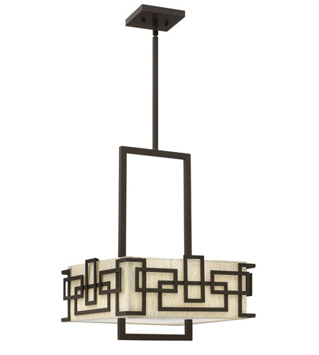Hinkley Lighting Lanza 3 Light Chandelier in Oil Rubbed Bronze 3164OZ photo