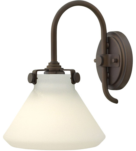 Hinkley Lighting Congress 1 Light Sconce in Oil Rubbed Bronze 3170OZ photo