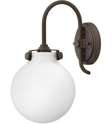 Hinkley Lighting Congress 1 Light Sconce in Oil Rubbed Bronze 3173OZ