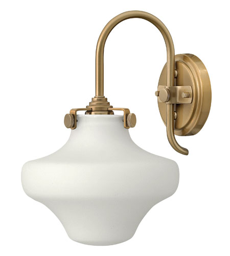 Hinkley Lighting Congress 1 Light Sconce in Brushed Caramel 3175BC photo