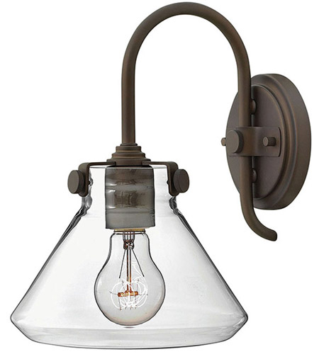 Hinkley Lighting Congress 1 Light Sconce in Oil Rubbed Bronze 3176OZ