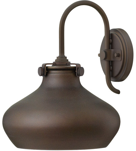 Hinkley Lighting Congress 1 Light Sconce in Oil Rubbed Bronze 3178OZ photo