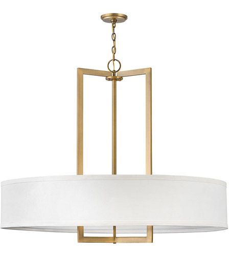 Hampton 9 Light 40 Inch Brushed Bronze Chandelier Ceiling