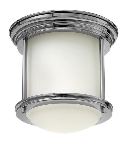 Foyer Lighting Replacement Glass : Hinkley cm led hadley inch chrome foyer flush