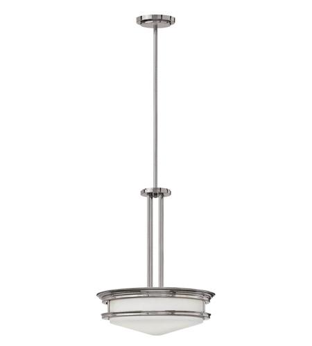 Hinkley Lighting Hadley 4 Light Foyer in Chrome 3305CM-LED
