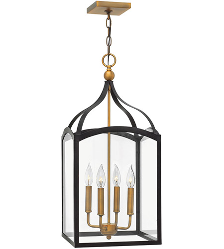 Hinkley Bronze Foyer Pendants