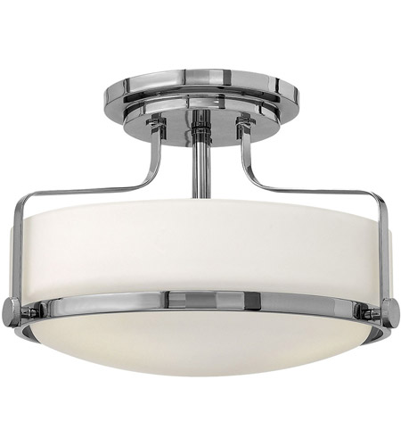 Hinkley Lighting Harper 2 Light Foyer in Chrome 3641CM-LED