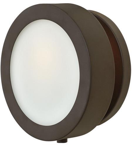 Hinkley Lighting Mercer: Hinkley 3650OZ Mercer 1 Light 7 Inch Oil Rubbed Bronze ADA