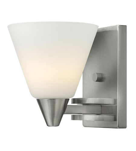 Hinkley Lighting Dillon 1 Light Wall Sconce in Brushed Nickel 3660BN