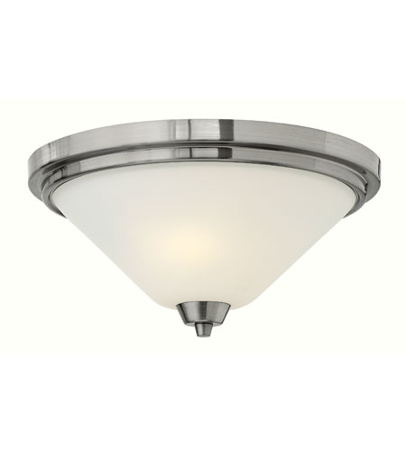 Hinkley Lighting Dillon 2 Light Foyer in Brushed Nickel 3661BN