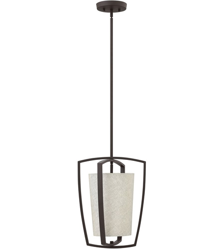 Hinkley Lighting Blakely 1 Light Hanging Foyer in Buckeye Bronze 3797KZ