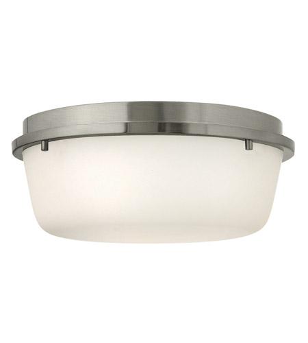 Hinkley Lighting Turner 3 Light Semi Flush in Brushed Nickel 3851BN