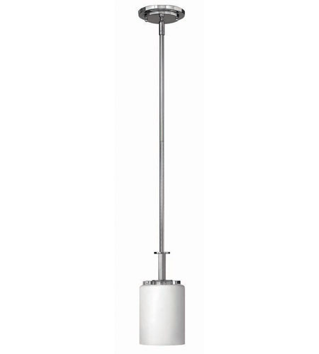 Hinkley Lighting Ashbury 1 Light Mini-Pendant in Chrome 4087CM photo