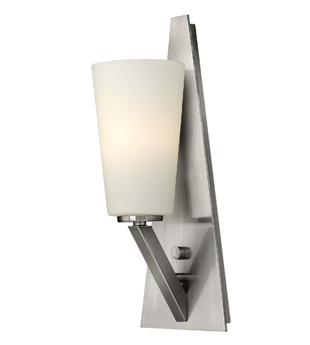 Hinkley Lighting Victory 1 Light Sconce in Brushed Nickel 4130BN