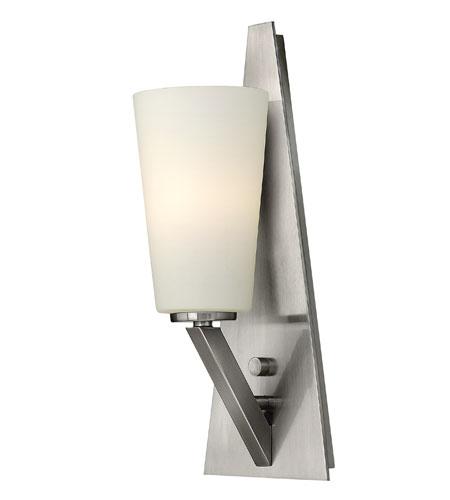 Hinkley Lighting Victory 1 Light Sconce in Brushed Nickel 4130BN