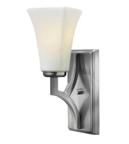 Hinkley Lighting Spencer 1 Light Sconce in Brushed Nickel 4190BN