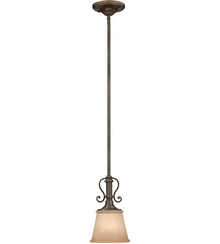 Hinkley Lighting Plymouth 1 Light Mini-Pendant in Olde Bronze 4247OB photo