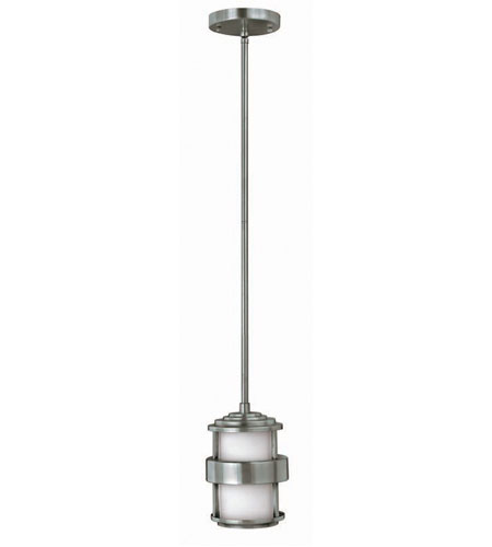 Hinkley Saturn Mini-Pendant in Olde Iron 4407OI photo
