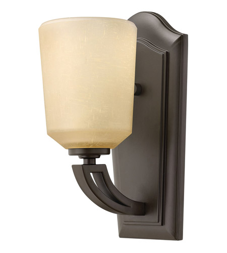 Hinkley 4430KZ Parker 1 Light 5 inch Buckeye Bronze Sconce Wall Light photo