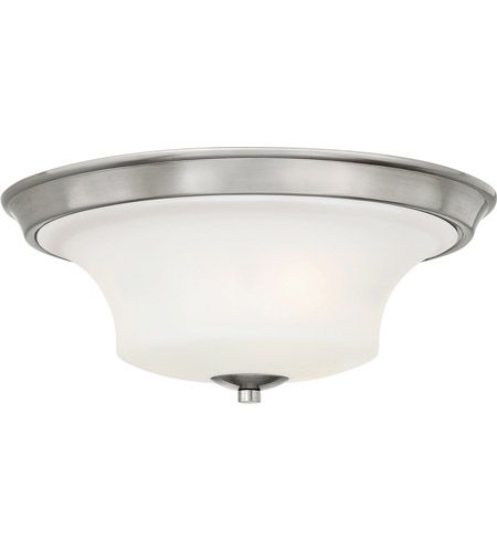 Hinkley Lighting Brantley 3 Light Bath Vanity in Brushed Nickel 4631BN