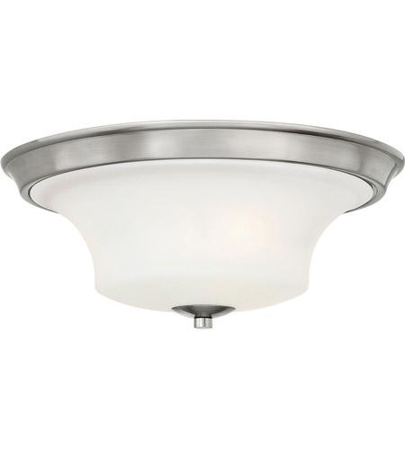 Hinkley Lighting Brantley 3 Light Bath Vanity in Brushed Nickel 4631BN