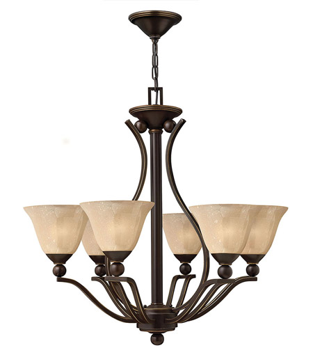 Hinkley Lighting Bolla 6 Light Chandelier in Olde Bronze 4656OB