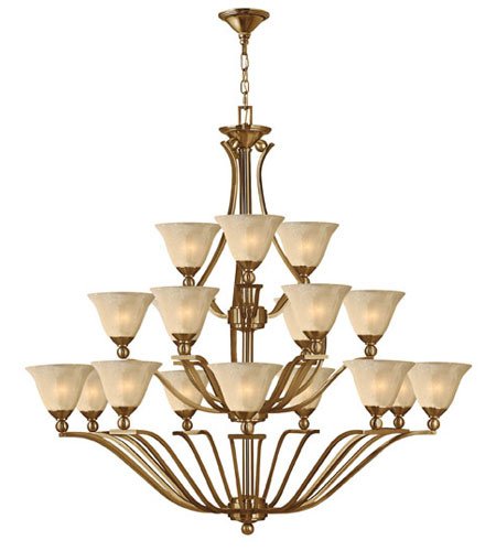 Hinkley Lighting Bolla 18 Light Chandelier in Brushed Bronze 4659BR