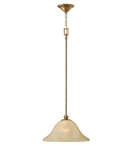 Hinkley Lighting Bolla 1 Light Mid-Pendant in Brushed Bronze 4661BR