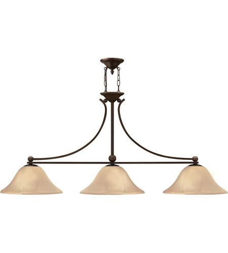 Hinkley Lighting Bolla 3 Light Chandelier in Olde Bronze 4666OB