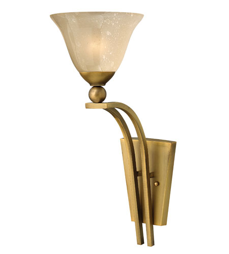 Hinkley Lighting Bolla 1 Light Sconce in Brushed Bronze 4670BR photo