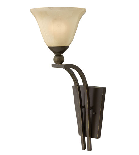 Hinkley Lighting Bolla 1 Light Sconce in Olde Bronze 4670OB