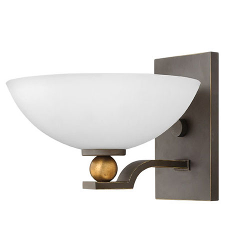 Hinkley Lighting Cooper 1 Light Sconce in Oil Rubbed Bronze 4680OZ