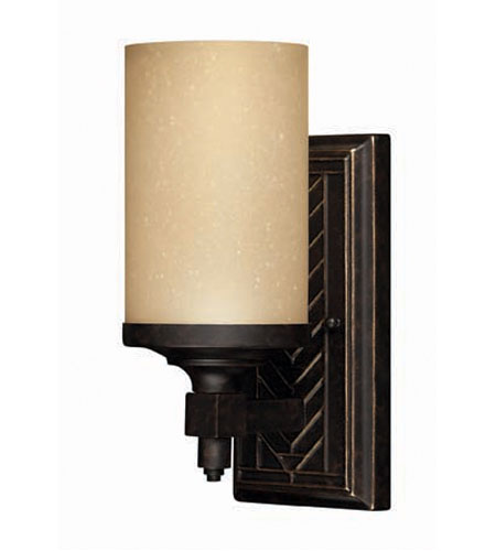 Hinkley Tahoe 1Lt Sconce in Regency Bronze 4710RB photo
