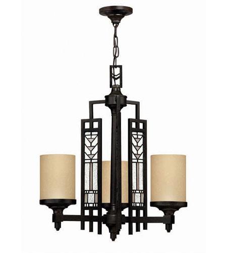 Hinkley tahoe 3lt chandelier in regency bronze 4713rb aloadofball Choice Image