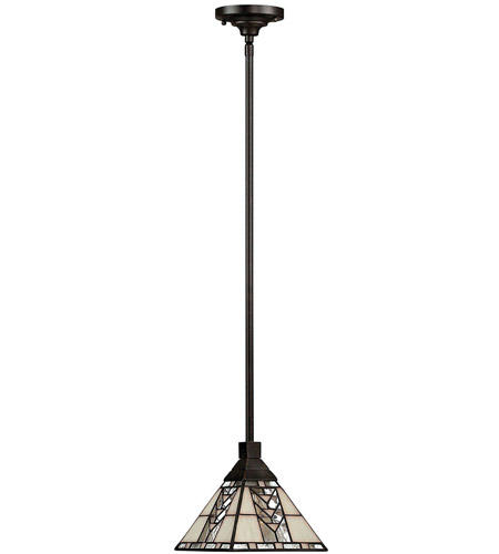 Hinkley 4717RB Tahoe 1 Light 7 inch Regency Bronze Mini-Pendant Ceiling Light photo