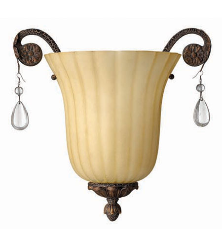 Hinkley Lighting Veranda 1 Light Sconce in Summerstone 4800SU photo