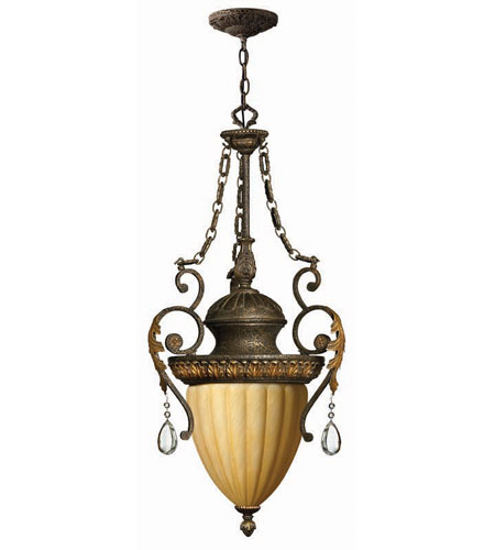 Hinkley Lighting Veranda 2 Light Hanging Foyer in Summerstone 4803SU photo