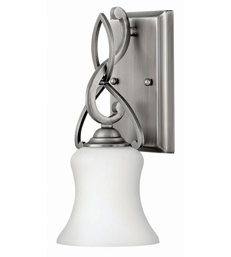 Hinkley Lighting Brooke 1 Light Bath in Antique Nickel 5000AN-LED2 photo