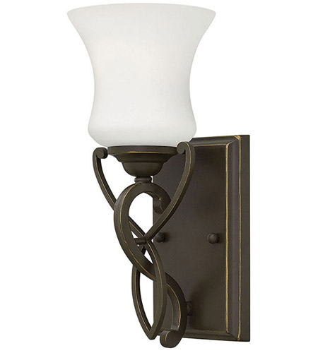 Hinkley Lighting Brooke 1 Light Bath in Olde Bronze 5000OB photo