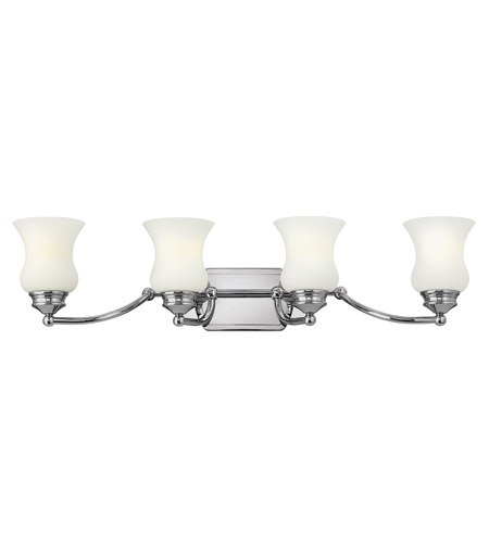 Hinkley Lighting Constance 4 Light Bath Vanity in Chrome 50014CM
