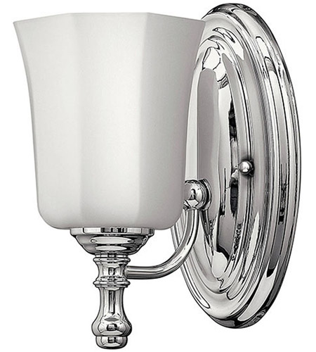 Hinkley 5010CM Shelly 2 Light 6 inch Chrome Bath Sconce Wall Light in 1 photo