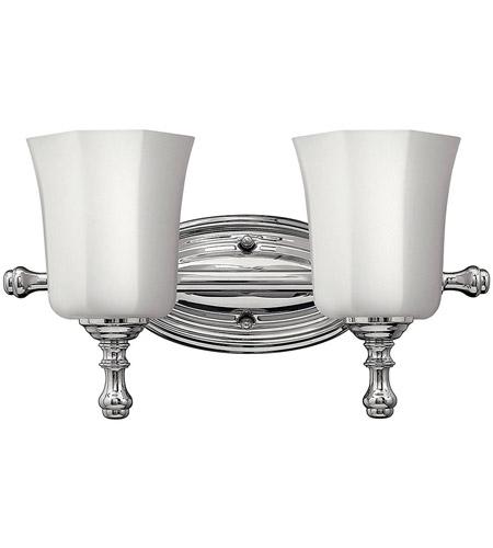 Hinkley Lighting Shelly 2 Light Bath Vanity in Chrome 5012CM