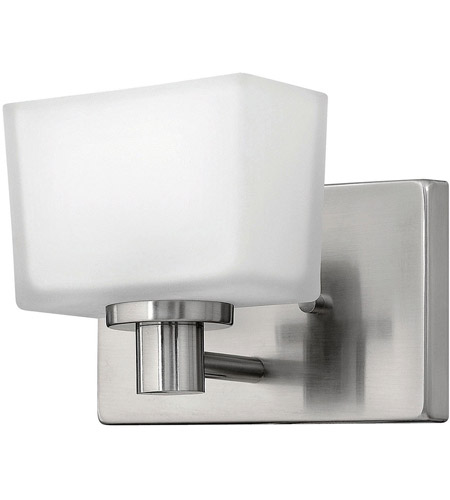 Hinkley 5020BN-LED Taylor LED 8 inch Brushed Nickel Bath Sconce Wall Light photo