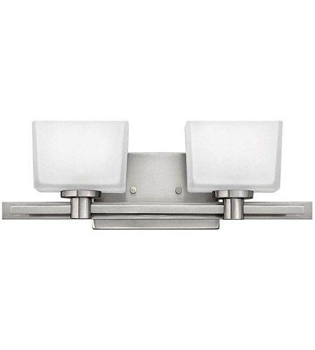 Hinkley Lighting Taylor 2 Light Bath Vanity in Brushed Nickel 5022BN