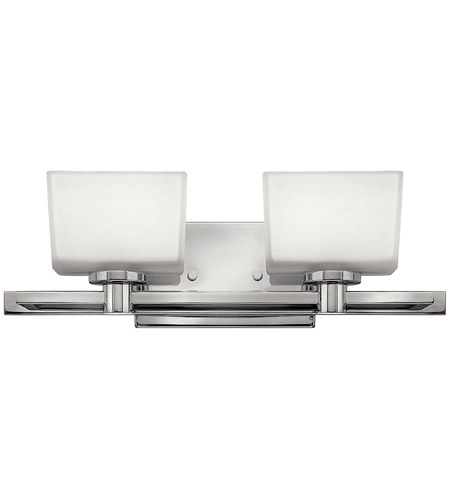 Hinkley 5022CM Taylor 2 Light 19 inch Chrome Bath Light Wall Light in G9 photo