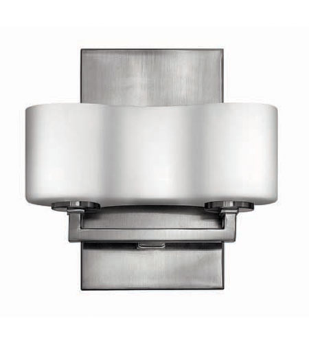 Hinkley Lighting A La Mode 2 Light Bath Vanity in Brushed Nickel 5062BN
