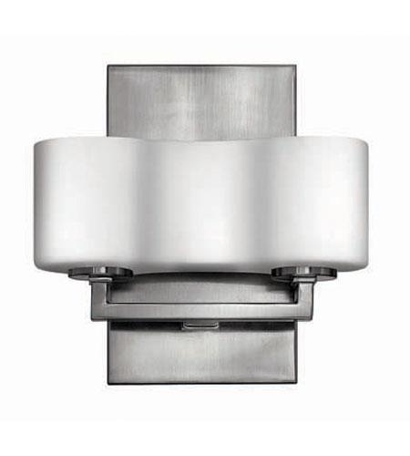Hinkley Lighting A La Mode 2 Light Bath Vanity in Brushed Nickel 5062BN