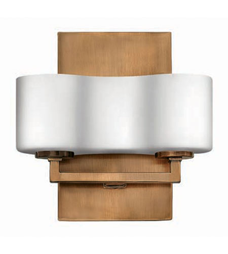Hinkley Lighting A La Mode 2 Light Bath Vanity in Brushed Bronze 5062BR